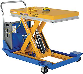 Vestil CART-23-15-DC Electric Scissor Cart
