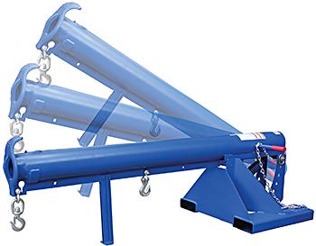 Vestil LM-OBNT-4-24 Forklift Boom