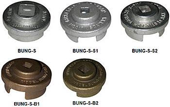 Vestil BUNG-S Drum Bung Sockets