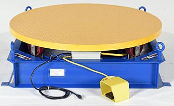 Vestil STPC-CD Powered Carousel