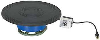 Vestil PT-250 electric Turntable