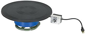 Vestil PT-250 electric Turntable