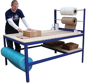 Vestil MPPB-4794 Packaging Bench