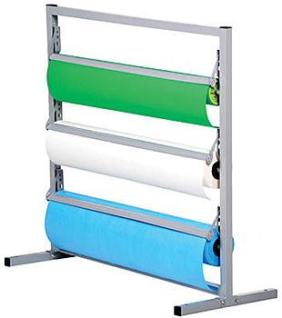 Vestil PDS-3 Paper Dispenser Stand