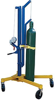 Vestil CYL-HLT Cylinder Cart