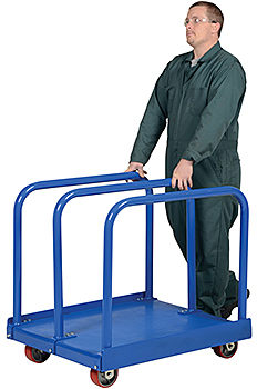 Vestil PRCT-HD Convertible Panel Cart