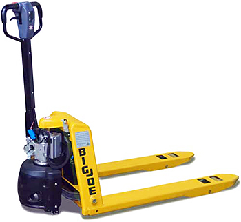 Big Joe P33 Semi-Electric Pallet Jack