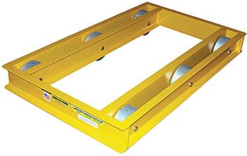 Vestil ODMD Open Deck Machine Dollies