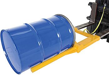 Vestil HDT-500 Forklift Horizontal Drum Positioner