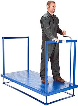 Vestil POS-3672 Worker Platform