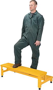 Vestil ASP-48 Adjustable Step Stand