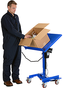 Vestil WT-2424-LA Mobile Work Table