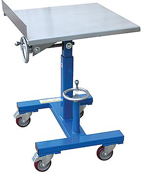 Vestil WT-2424 Mobile Work Table