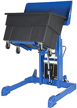 Vestil JMD-1000-48 Portable Tote Dumper