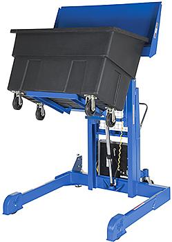 Vestil JMD-1000-72 Portable Tote Dumper