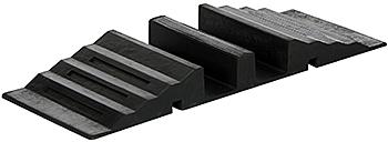 Vestil RHCB-12 Rubber Hose & Cable Ramp