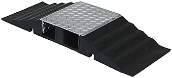 Vestil RHCB-12A Rubber Hose & Cable Ramp