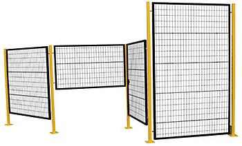 Vestil APG Adjustable Perimeter Guard Systems