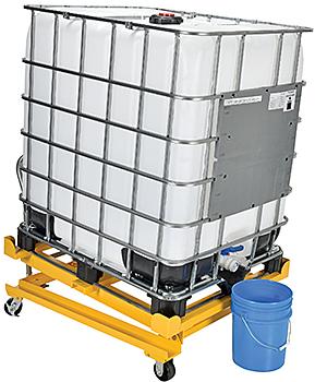 Vestil IBC-TILT Tilting IBC Cart