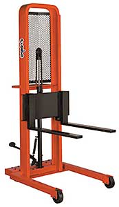 Presto M278 Manual Lift Stacker