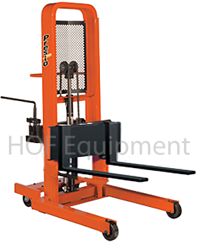 Presto M866 Manual Lift Stacker