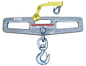 Vestil LM-HP6-S Forklift Hook Plate