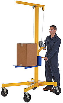 Vestil LIFTER-2 Portable Winch Lift