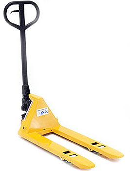 Vestil PM1-1532-MINI Narrow Pallet Jack