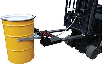 Vestil DGS-AG Forklift Drum Handler