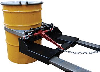 estil DGS-AG Spring Grip Forklift Drum Handler