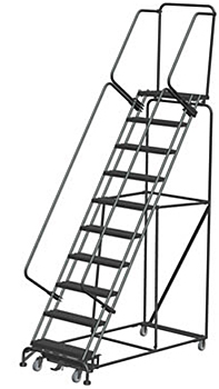 Ballymore WA103214-G 10 Step Ladder