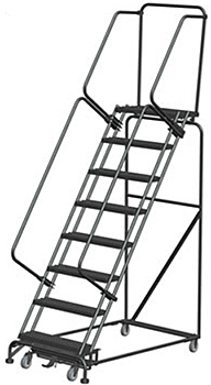 Ballymore WA083214-G Serrated 8 Step Ladder