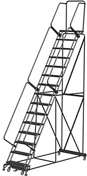 Ballymore WA154014-P 15 Step Ladder