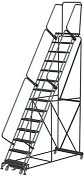 Ballymore WA144014-P 14 Step Ladder