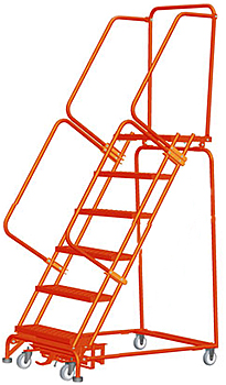 Ballymore WA073214-P-O (6 Step Ladder Pictured)