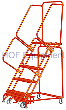 Ballymore WA053214-P-O 5 Step Ladder