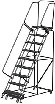 Ballymore WA093214-G Serrated 9 Step Ladder