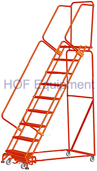 Ballymore WA123214-P-O (9 step model shown)