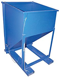 Vestil C-HOP-200 Steel Chute Hopper