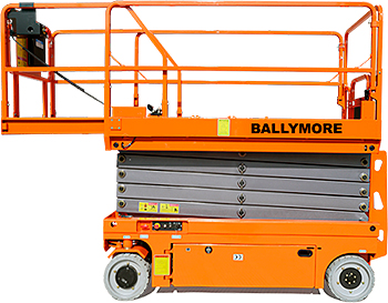 Ballymore DMSL-19 Scissor Lift