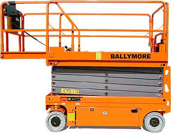 Ballymore DMSL-26W Scissor Lift