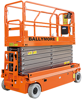Ballymore DSL-40 Scissor Lift