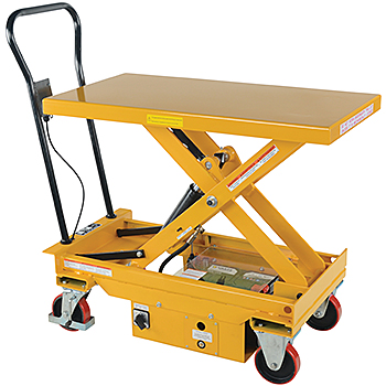 Vestil CART-1000-DC Electric Lift Cart