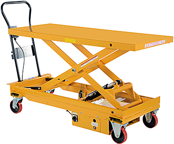 Vestil CART-1000-LD-DC Electric Lift Cart