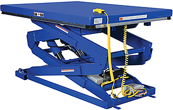 Marvelous Vestil EHLTD Double Scissor Lift Table