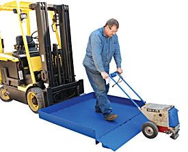 Vestil FTLP-5454 Forklift Loading Platform