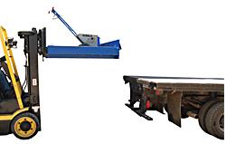 Vestil Forklift Loading Platform