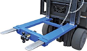 Vestil HOOK-BASE-44 Forklift Towing Attachment