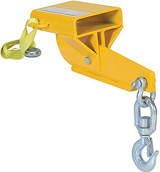 Vestil S-FORK-4-AT Forklift Hook Attachment