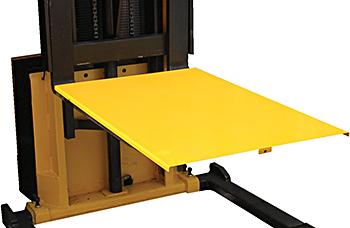 Vestil SL-DK Solid Platform Option
